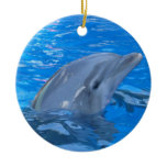 Bottlenose Dolphin Ornament