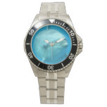 Bottlenose Dolphin Underwater Wrist Watch