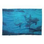 Dolphin Play Kitchen Towel