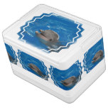 Lovable Dolphin Drink Cooler