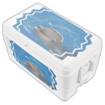 Lovable Dolphin Ice Chest